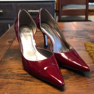 Anne Klein Patent Leather Pumps